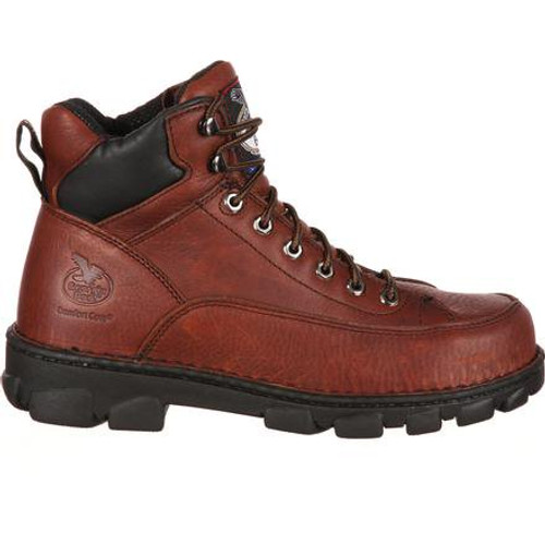 Georgia Boot Eagle Light Wide Load Steel Toe Hiker