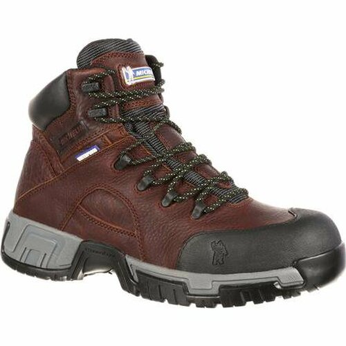 Michelin Hydroedge Steel Toe Waterproof Work Boot