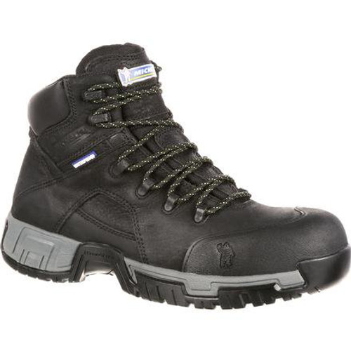 Michelin Hydroedge Steel Toe Puncture-Resistant Waterproof Work Boot