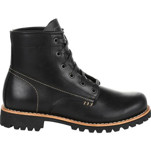 Georgia Boot Small Batch Boot - Black