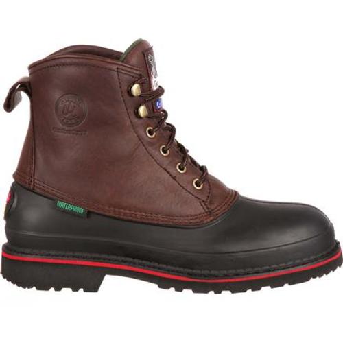 Georgia Boot Muddog Waterproof Steel Toe Work Boot