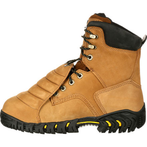 Michelin Sledge Steel Toe Metatarsal Work Boot - Brown