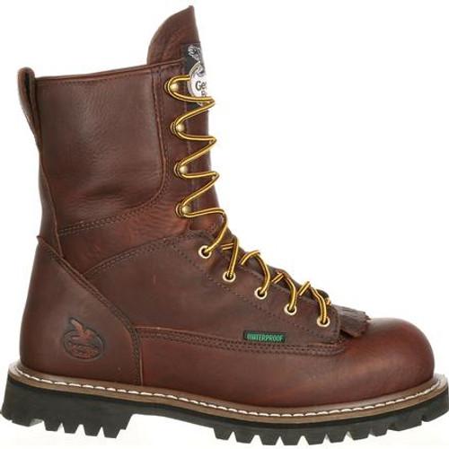 0ac6d62b188685 Michelin Hydroedge Steel Toe Waterproof Work Boot - Hero Outdoors