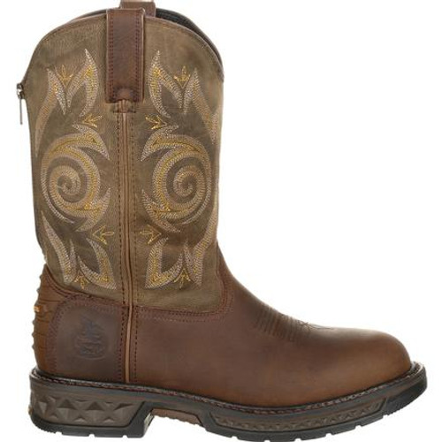 Georgia Boot Carbo-Tec LT Pull On Work Boot