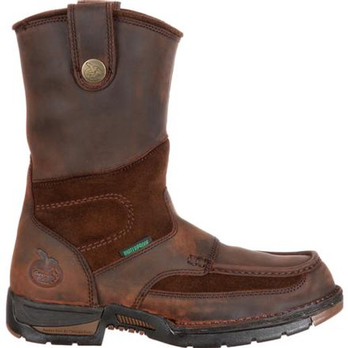 Georgia Athens Steel Toe Waterproof Wellington