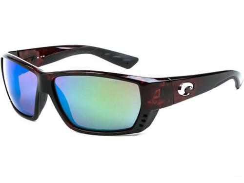 a71393e51bb0 Costa Del Mar - Tuna Alley Polarized Sunglasses (Color: Tortoise ...