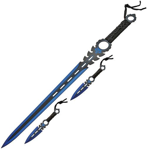 Monster Sword Set Blue