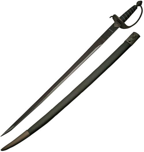 Pirate Black Rustic Sword