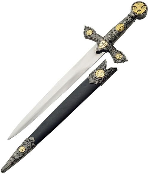 Knights Of Templar Dagger
