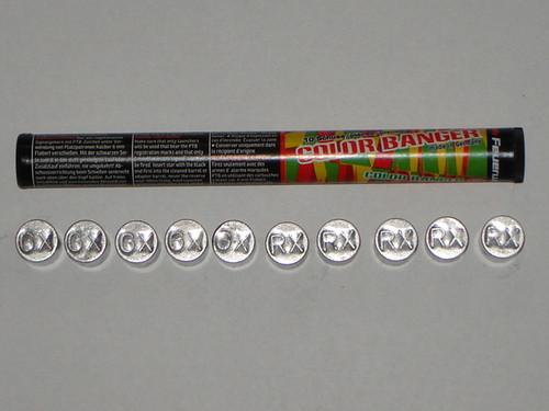 Zink Feuerwerk Colour Banger