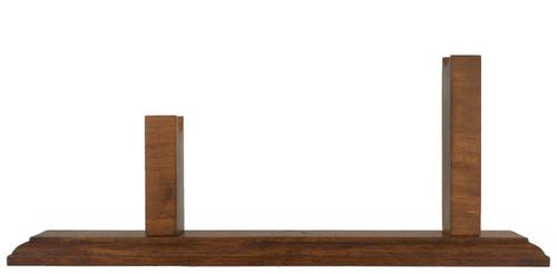 Denix Deluxe Desktop Wooden Stand For Revolvers