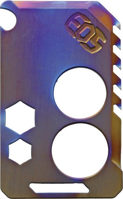Knife Card Ti Flame