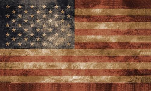 USA Vintage Flag 3x5