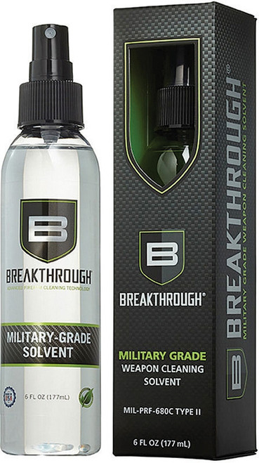 Military-Grade Solvent 6oz