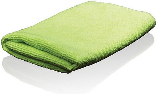 Green Microfiber Towel - 2pk