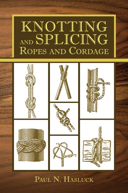 Knotting and Splicing Ropes