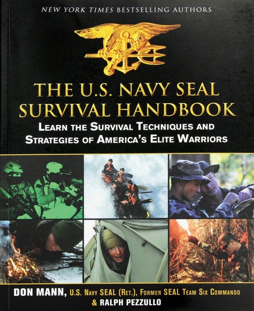The Navy SEAL Survival