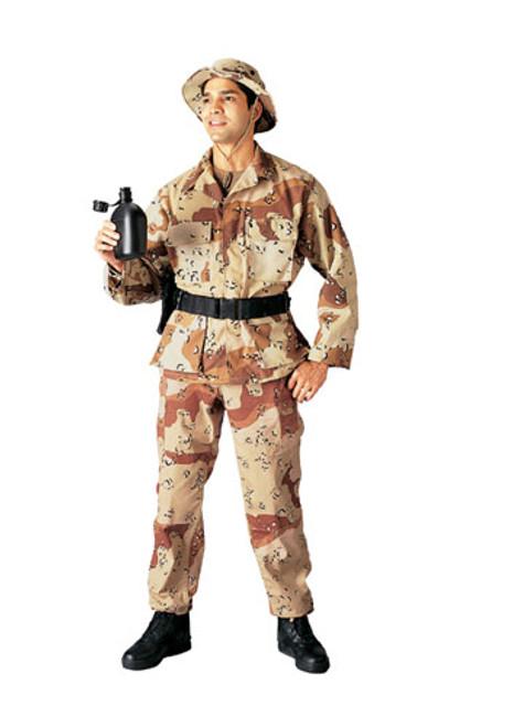 1d520dfda84 Rothco BDU Pants - 6 Color Desert Camo - Hero Outdoors