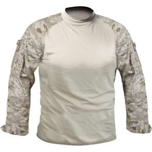Rothco Military Combat Shirt - Desert Digital
