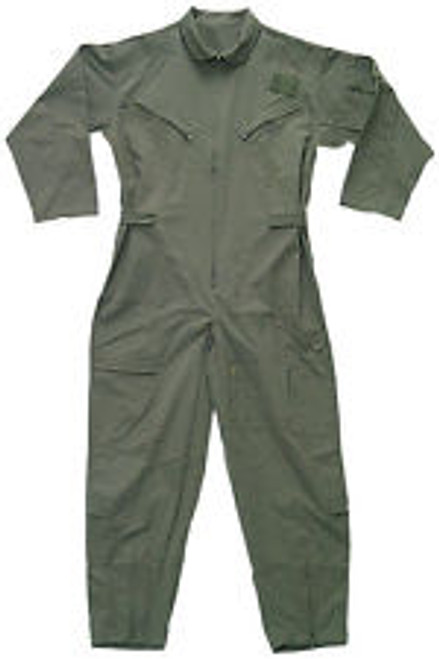 Air Force Style Flight Suit - Olive Drab