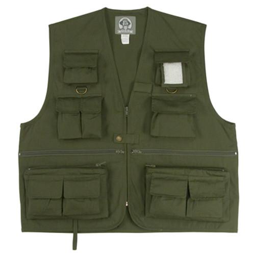 Uncle Milty Travel Vest - Olive Drab