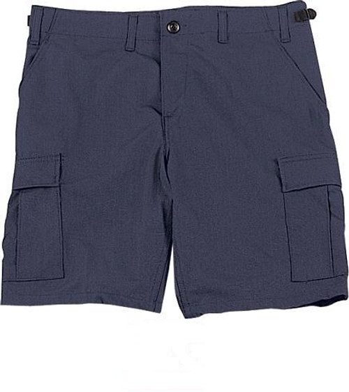 S.W.A.T. Cloth Poly/Cotton Rip-Stop Tactical - Navy Blue