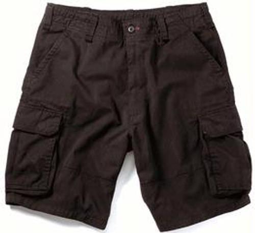 Vintage Cargo Shorts - Black