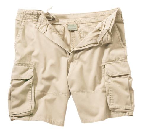 Vintage Cargo Shorts - Khaki