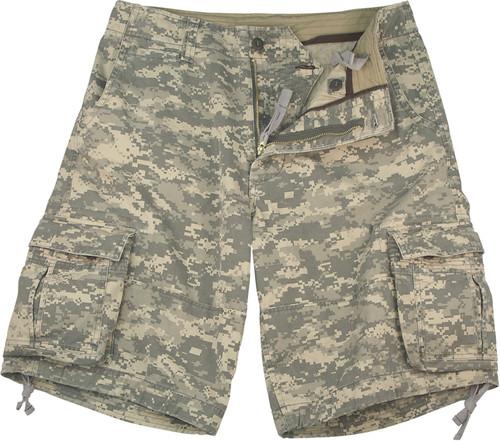 Vintage Infantry Utility Shorts - ACU