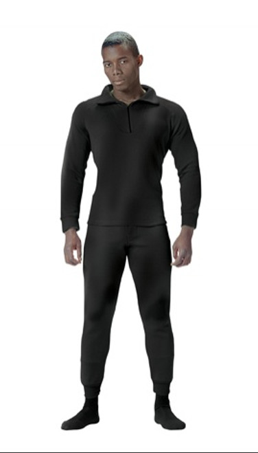 G.I. ECW Polypro Underwear Bottoms - Black