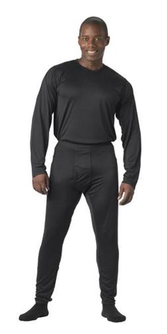 Gen III Silk Weight Underwear Bottom - Black
