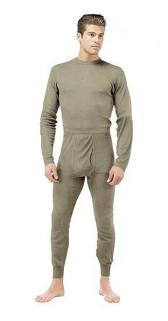 Gen III Silk Weight Underwear Bottom - Foliage Green