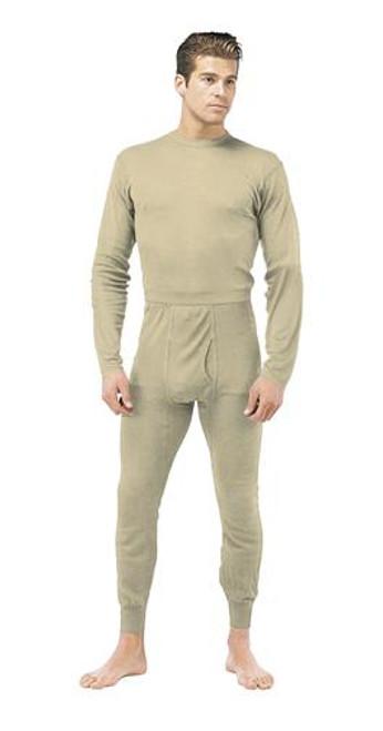 Gen III Silk Weight Underwear Bottom - Sand