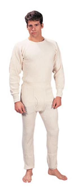 Heavyweight Thermal Knit Underwear Tops