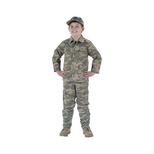 Junior G.I. Military B.D.U. Pants - ACU
