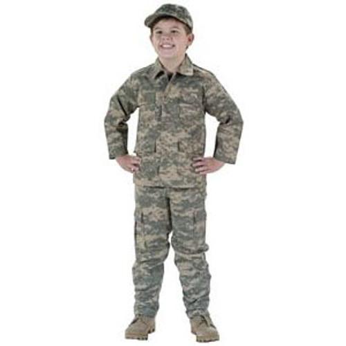 Junior G.I. Military B.D.U. Shirt - ACU