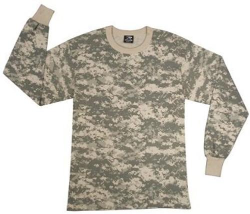 Jr GI Long Sleeve T-Shirt - ACU Digital