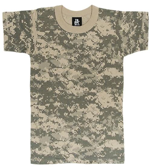 Junior G.I. Camo T-Shirt - ACU