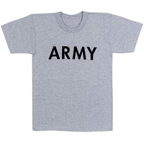 Junior G.I. Training T-Shirt - Army