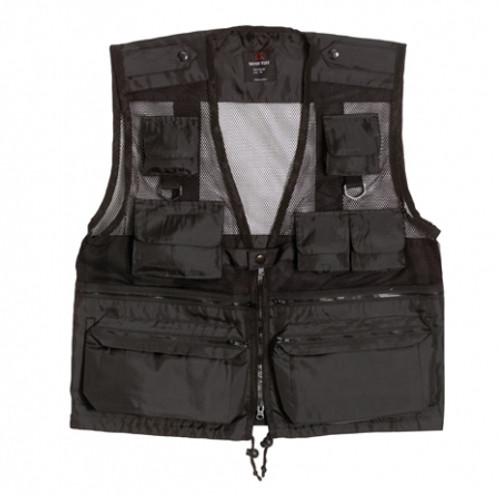 Rothco Tactical Recon Vest - Black