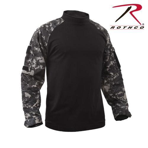 Rothco Combat Shirt - Subdued Urban Digital