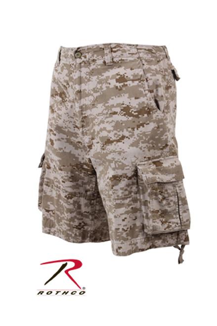 Vintage Infantry Shorts - Desert Digital