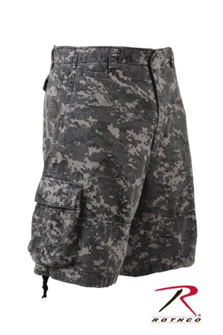 Vintage Infantry Shorts - Subdued Urban Digital