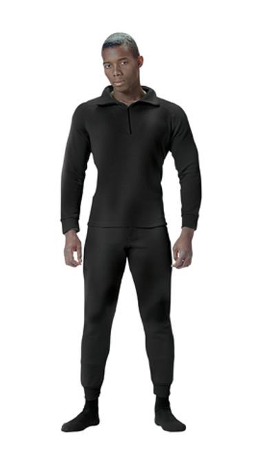 G.I. ECW Polypro Underwear Tops - Black