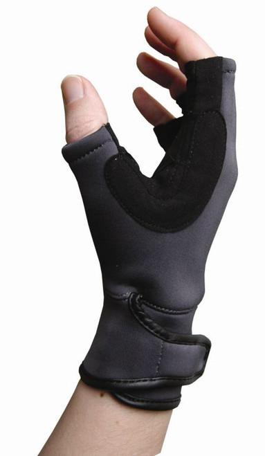 Riverstones Fingerless Gloves