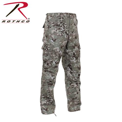 Rothco BDU Pants - Total Terrain Camo