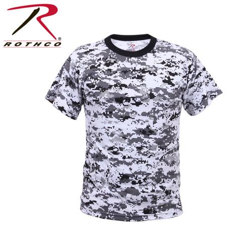Junior G.I. Camo T-Shirt - City Digital Camo