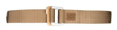 5.11 Traverse Double Buckle Belt - Battle Brown