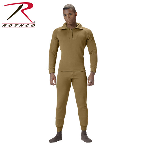 Rothco ECWCS Poly Bottoms - AR 670-1 Coyote