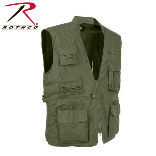 Plainclothes Concealed Carry Vest - Olive Drab